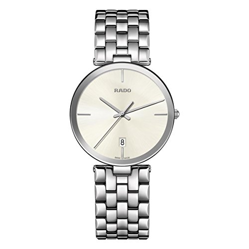 Rado Women's Florence 38mm Steel Bracelet & Case Quartz Analog Watch R48870013