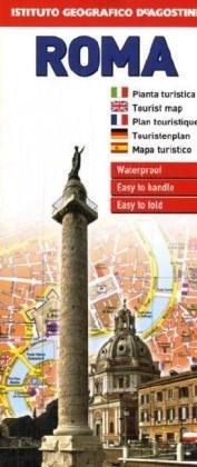 Roma (Piante turistiche) por Instituto Geografico DeAgostini