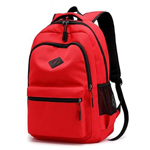 ICTYPM Rucksack Laptop-Tasche , USB-Ladeanschluss-Rucksack, schlanke wasserfeste Tasche Daypack , für 16-Zoll-Computer-Notebook-Rucksack für Arbeit, Hochschule Reisen, Sport, Geschäft