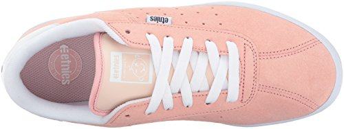 Etnies The Scam W's, Scarpe da Skateboard Donna Rosa (Pink)