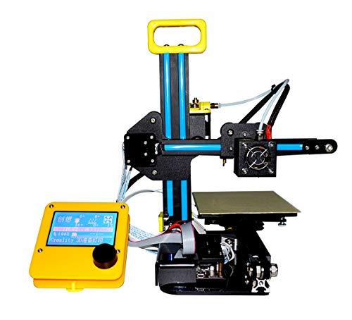 JUN GUANG 3D-Drucker Kreality Ender 3 Aluminum DIY Megnetic Hot Bed Sticker Education Dy Home Children Models Small + Free Tool Set