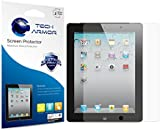 Tech Armor Anti Glare/Anti Fingerprint Matte Finish Screen Protector for Apple iPad 2/3/4 - Retail Packaging (Pack of 2)