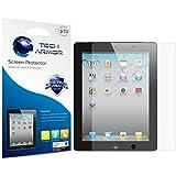 Tech Armor HD Clear Screen Protector for Apple iPad 4/iPad 3/iPad 2 (Pack of 2)