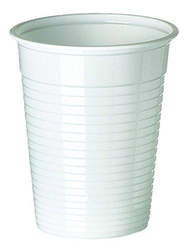 Plastique 36 (hexotol Becher Kunststoff weiß 42x 36x 53,5cm 20cl 3000teilig)