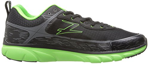 Zoot M Solana Acr, Chaussures de running homme Multicolore (Black/Green Flash/Charcoal)