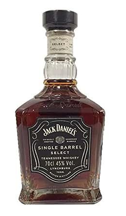 Jack Daniel's Single Barrel Select Tennessee Whiskey (1 x 0.7 l)