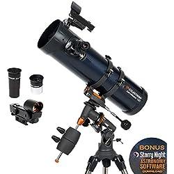 Celestron 31045 AstroMaster 130EQ Télescope réflecteur