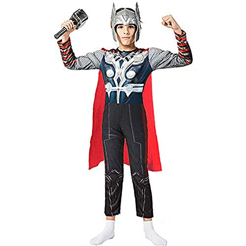Fille Kostüm D'halloween - Halloween Kostüm Kinder Super Hero Raytheon Muscle Movie Charakter Cosplay,S
