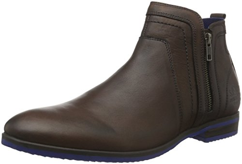 s.Oliver 15300, Stivaletti Uomo, Marrone (Dark Brown 302), 41 EU