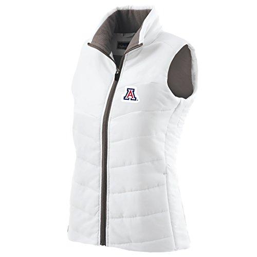 Ouray Sportswear NCAA Damen Admire Weste, Damen, W Admire Vest, weiß, Medium -