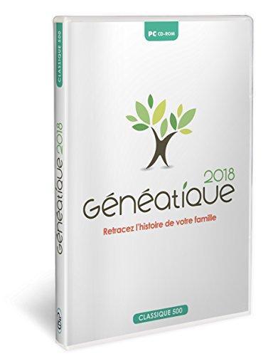 Généatique 2018 Classique, le logiciel de généalogie pour bien demarrer son arbre