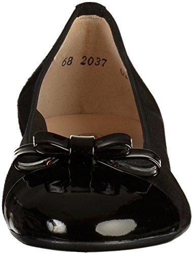 Kaiser Ballerine Nere Peter 14107 Donne 6Cq7vRwn