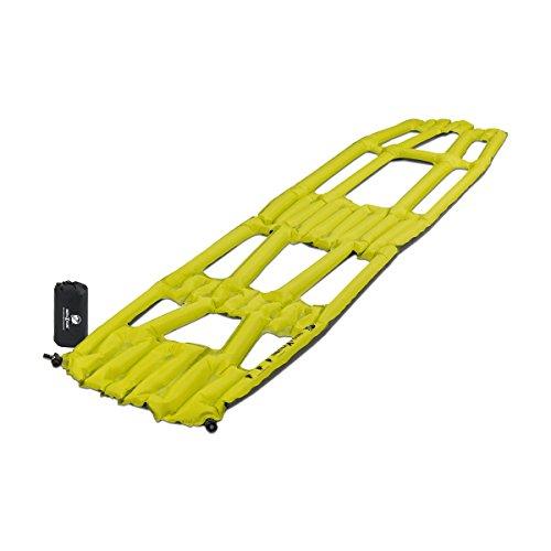Klymit Aufblasbare Outdoor Campingmatte Luftmatratze Inertia X Frame, 001204 (Cap Aufgeblasen)