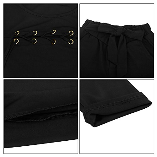 clasichic - Sweat-shirt - Femme Noir