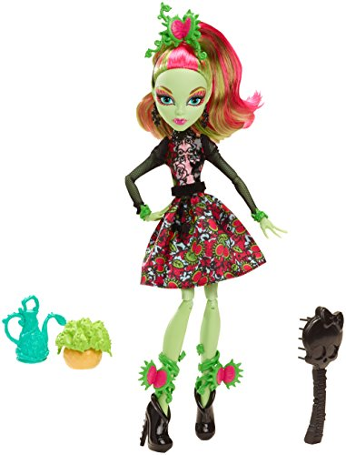 Monster High poupée fête immortel Venus 32.5 x 20.6 x 6.3