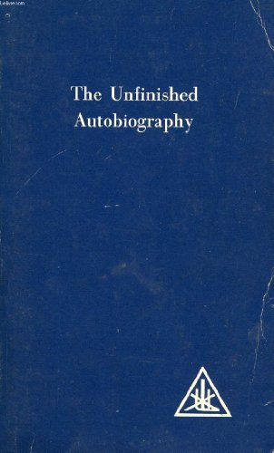 THE UNFINISHED AUTOBIOGRAPHY OF ALICE A. BAILEY