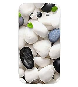 ColourCraft Stones Design Back Case Cover for SAMSUNG GALAXY GRAND I9082