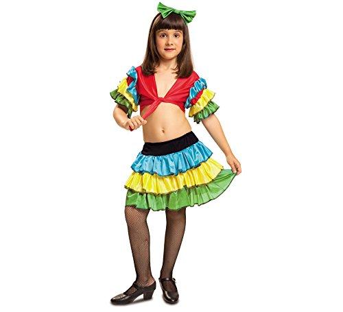 My Other Me – Disfraz de Rumbera, talla 3-4 años (Viving Costumes MOM01053)