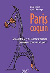 Petit livre de - Paris coquin