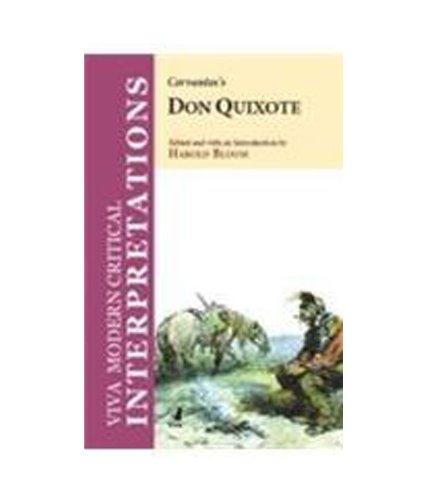 Don Quixote - Cervantes,Harold Bloom