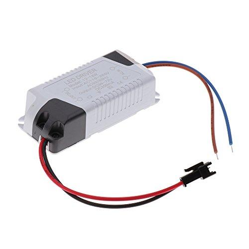 zteil LED Transformator für LED Beleuchtung,5 Arten zur Auswahl, von 1W bis 18W - 12-18W ()