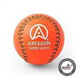 Aresson Super Match Orange Rounders Ball - Orange, 18.2cm