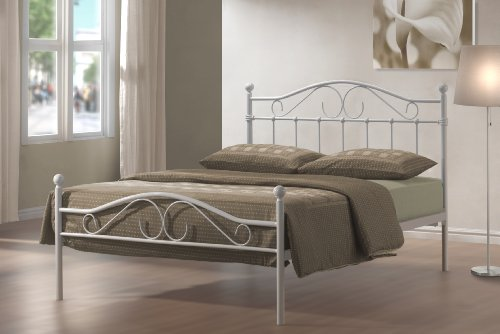 4FT6 DOUBLE DEVON METAL BED