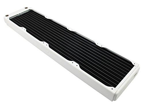 XSPC EX480 Schlanke Linie Quad 120mm Lüfter Radiator - Weiß - Pc-radiator Xspc Von