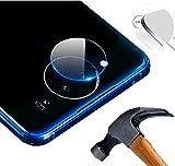 Lusee 2 x Pack Kamera Schutzfolie Linsenschutz für Vivo Nex Dual Bildschirm/NEX 2 6.39 Zoll Echtglas Tempered Glass Bildschirm Schutz Folie