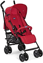 Chicco London Up Stroller with Bumper Bar RED PASSION