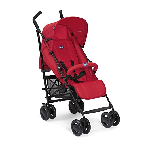 Chicco London Up Buggy, Red Passion (Leicht Baby Kinderwagen)