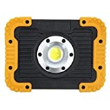 WowObjects 30W 750Lm 20Led Cob Work Light Rechargeable Lantern Outdoor Camping Tent Emergency