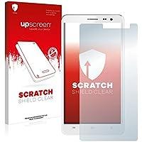 upscreen Scratch Shield Protector Pantalla Uhappy UP620 Película Protectora – Transparente, Anti-Huellas