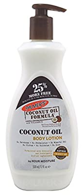 Palmers Coconut Oil Body Lotion 17 Ounce (500ml) from E.T. Browne