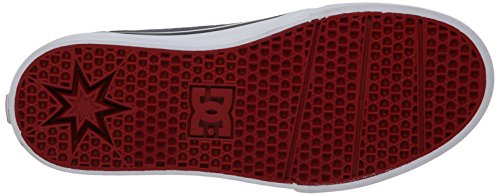 DC Shoes Trase Tx, Baskets mode garçon Grey/black/red