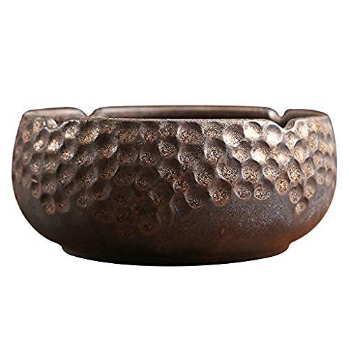 LJXLXY Decoración Manualidades Cenicero Zen Ceramic