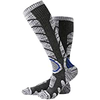 ITISME Socken Männer Frauen Lang Ski Dicker Sport Snowboard Klettern Camping Wandern Socken