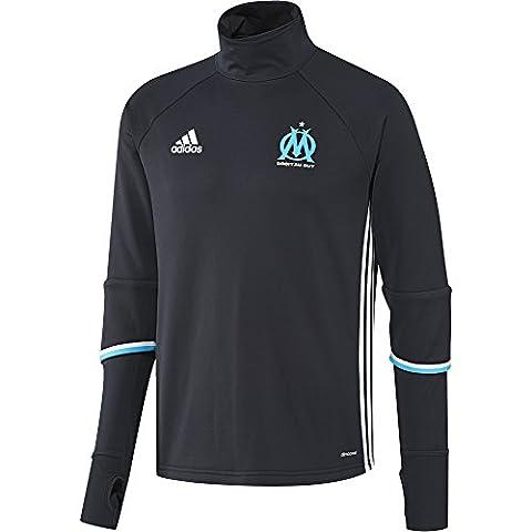 Sweat Training Adidas - adidas OM TRG TOP -Sweatshirt pour Homme,