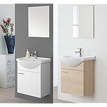 Mobile bagno con lavabo for Amazon mobili bagno