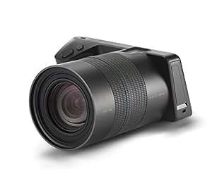 Lytro ILLUM Lichtfeldkamera (40 Megaray Sensor, 8,3-fach opt. Zoom, 30-250 mm Brennweite) schwarz
