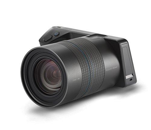 Lytro Illum - Cámara digital de (40 Megaray, f/2.0)color negro (importado)