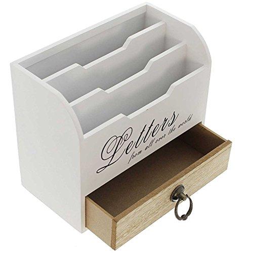 Büro Aufbewahrung sidco organizer vintage schreibtisch brief ablage büro