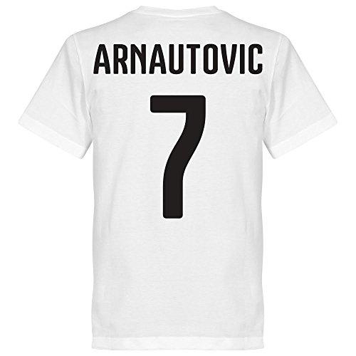 Österreich Arnautovic 7 Team T-Shirt - weiß - XXXL