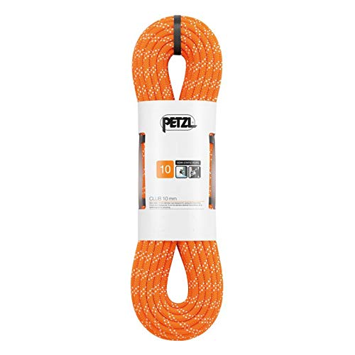 Petzl - Club 10 mm, Color Orange, Talla 70 m
