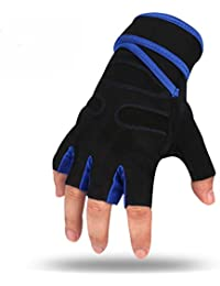 Fauhsto Gym Fitness Guantes,Ciclismo Guantes,Guantes Gimnasio,Weight Lifting Gloves Sport Gloves