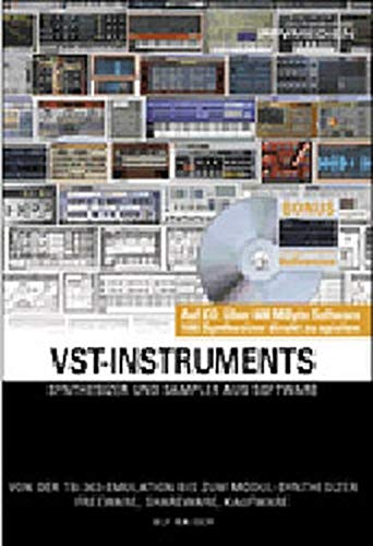 VST-Instruments: Synthesizer und Sampler aus Software