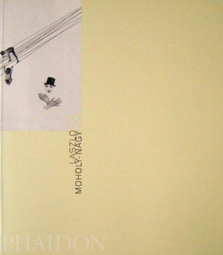 Lászlo Moholy-Nagy Buch-Cover
