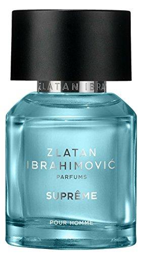 ZLATAN SUPREME Pour Homme 50 ml - Männer Parfüm aus der Kollektion von Zlatan Ibrahimovic - Eau de Toilette/Parfum für Herren - Entspannender, zeitgemäßer Herrenduft
