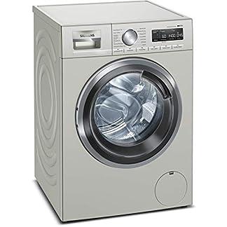 Siemens-IQ700-WM14VMS1-Waschmaschine-Silber-Inox-9-kgA-152-kWh-1400-UminAntiflecken-SystemSpeedpack-XL-fr-schnelles-WaschenNachlegefunktion