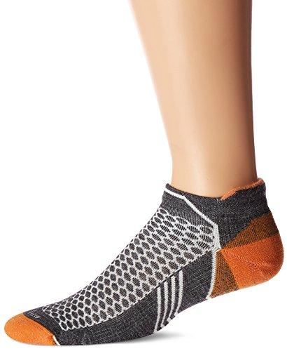 Sockwell Men's Goodhew Incline Inspire Athletic No Show Micro Socks